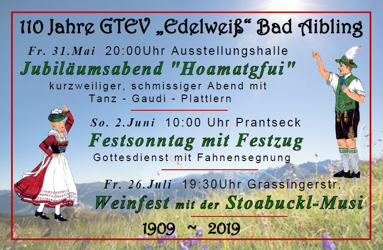 19 06 02 110 Jahre Edelweiss Aibling